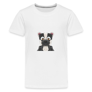 Badgerr Design! - Kids' Premium T-Shirt