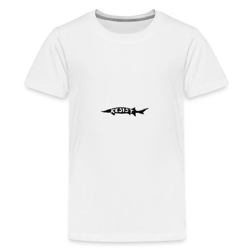 Resist - Kids' Premium T-Shirt