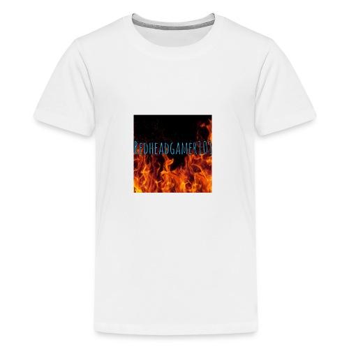 my youtube channel - Kids' Premium T-Shirt