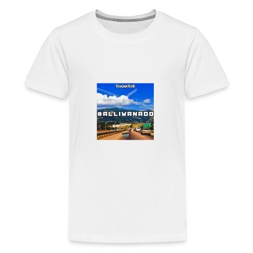 2FA55FD3 FF8F 449E 9831 41EFCB024183 - Kids' Premium T-Shirt