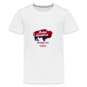 Great The Motel USA - Kids' Premium T-Shirt
