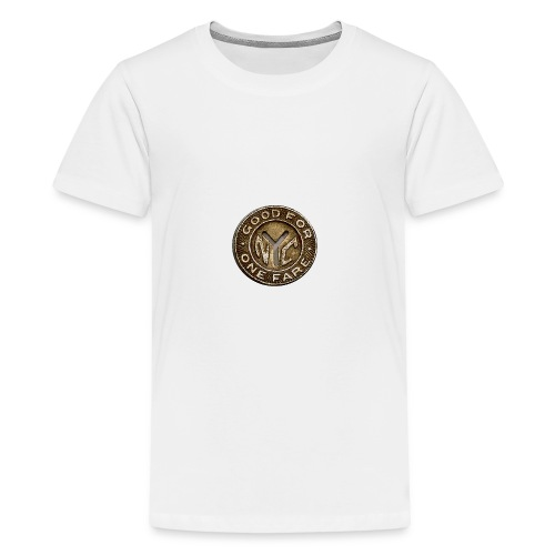 NYC Token - Kids' Premium T-Shirt