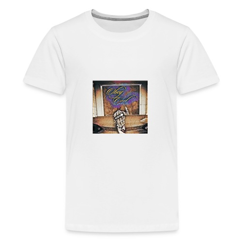 Obey God - Kids' Premium T-Shirt