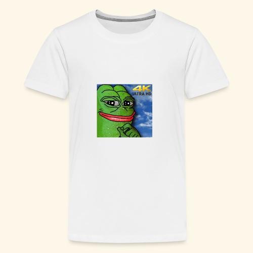 HD MEME FROG - Kids' Premium T-Shirt