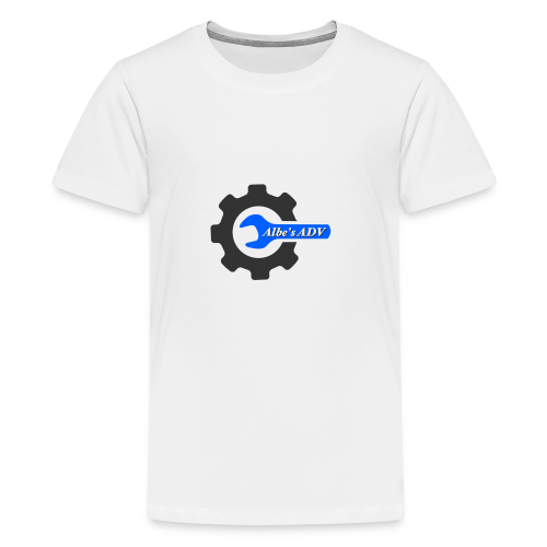 AlbesADV cog - Kids' Premium T-Shirt