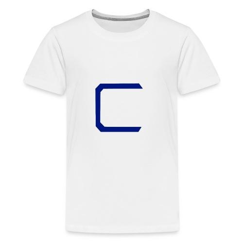 Cyberonic Blue Edition - Kids' Premium T-Shirt