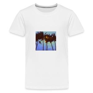Palm Trees - Kids' Premium T-Shirt