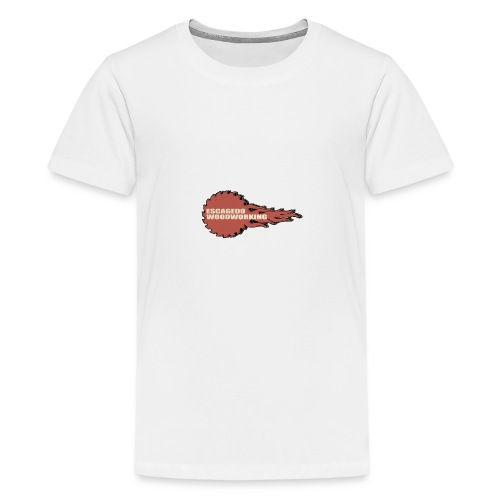 Fireball Saw Logo - Kids' Premium T-Shirt