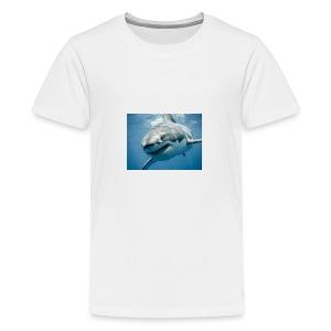 great-white-shark - Kids' Premium T-Shirt