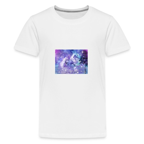 unicorn lovers - Kids' Premium T-Shirt