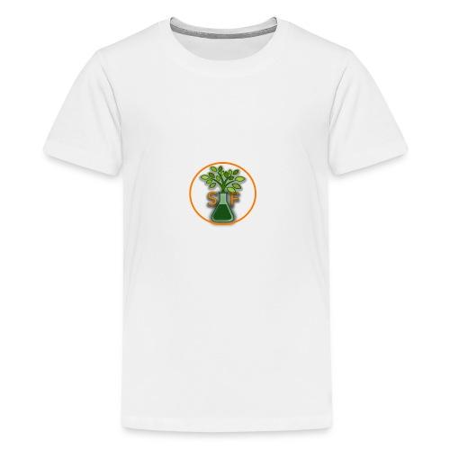 New Channel Logo 2 - Kids' Premium T-Shirt