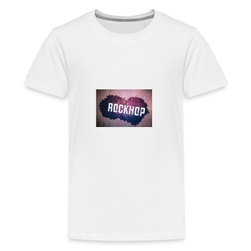 RockHop Logo - Kids' Premium T-Shirt