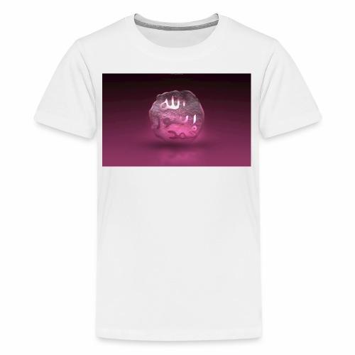 Muhammed the messanger of Allah - Kids' Premium T-Shirt