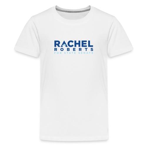 Rachel4KY_white - Kids' Premium T-Shirt