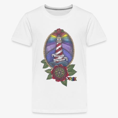 Love Will Light Your Way - Kids' Premium T-Shirt