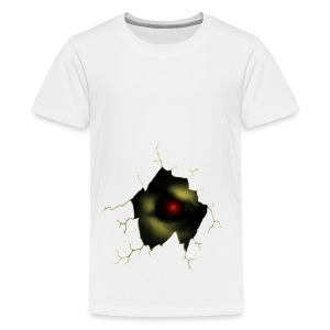 Broken Egg Dragon Eye - Kids' Premium T-Shirt