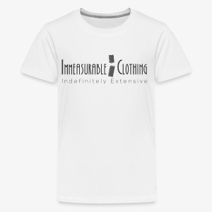 Immeasurable Cloting - Kids' Premium T-Shirt
