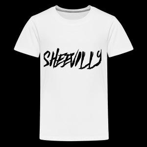 LIL TAY - SHEEVILLY GANG MERCH - Kids' Premium T-Shirt