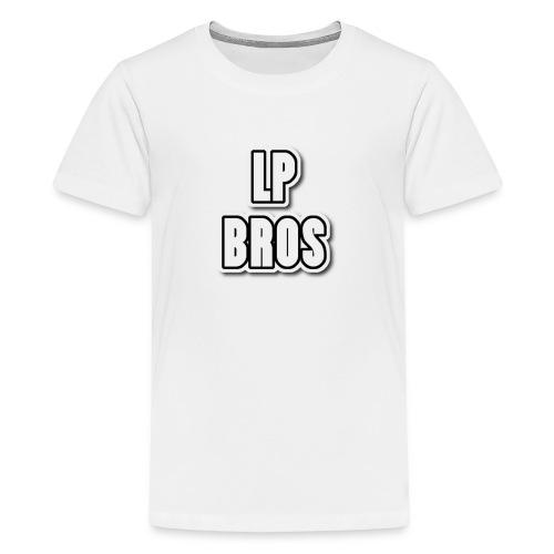 LPBros Logo - Kids' Premium T-Shirt