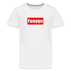 Fuaygo box logo - Kids' Premium T-Shirt