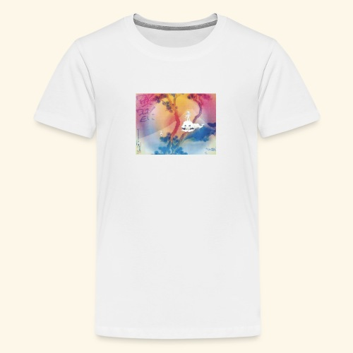 Kids See Ghosts - Kids' Premium T-Shirt