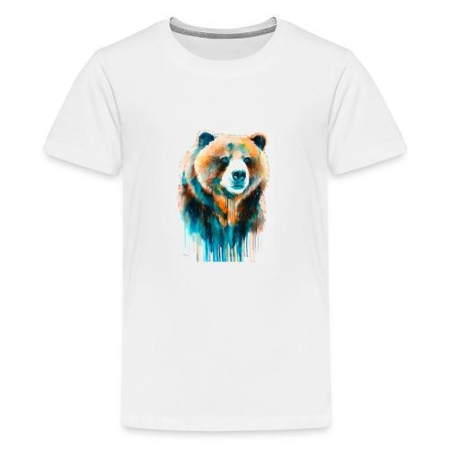 grizzly bear - Kids' Premium T-Shirt