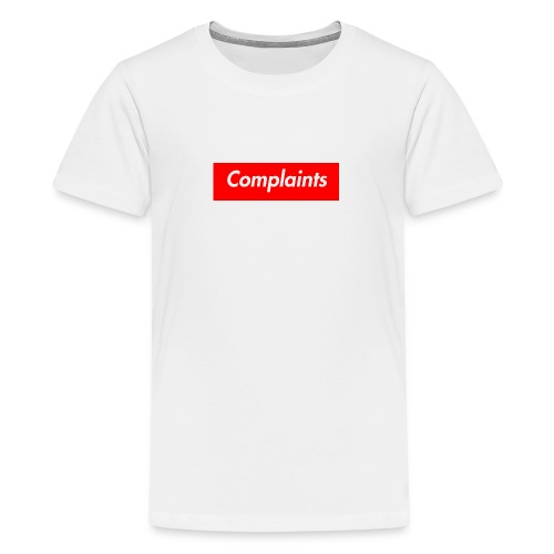 Complaints - Kids' Premium T-Shirt
