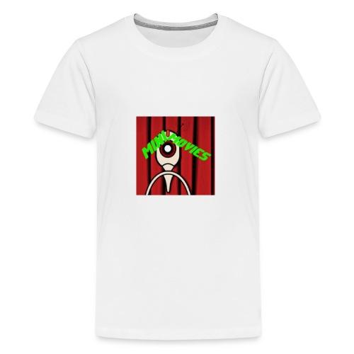 youtube mini movies - Kids' Premium T-Shirt