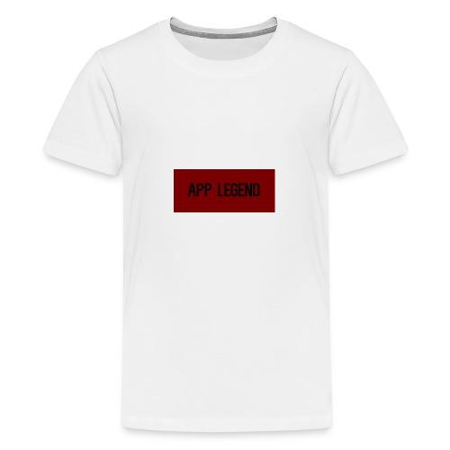 App Legend Official T Shirt - Kids' Premium T-Shirt