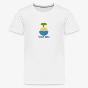 Beach vibes - Kids' Premium T-Shirt