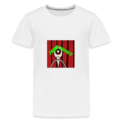 youtube mini movies - Kids' Premium T-Shirt