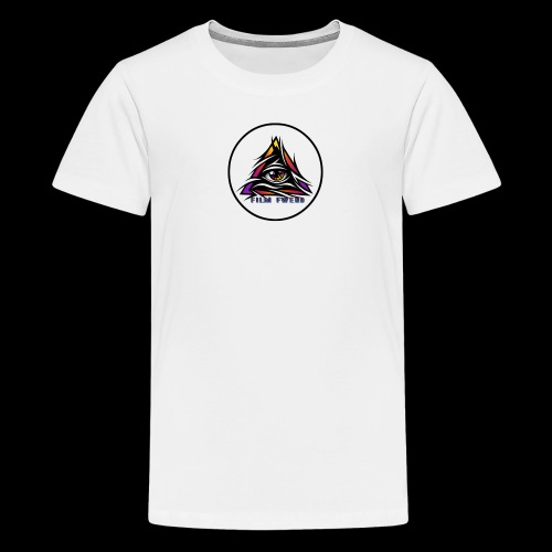 Film Fwend logo - Kids' Premium T-Shirt