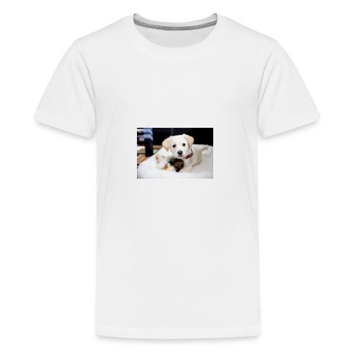F28E74F4 FA21 476C A4A6 E034923B0079 - Kids' Premium T-Shirt