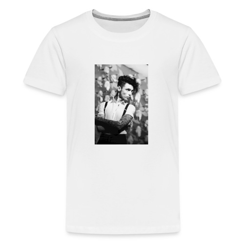 Andy Black promo Hi Rez Vertical 683x1024 - Kids' Premium T-Shirt