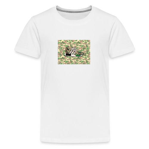 Nmd 'A Bathing Ape - Kids' Premium T-Shirt