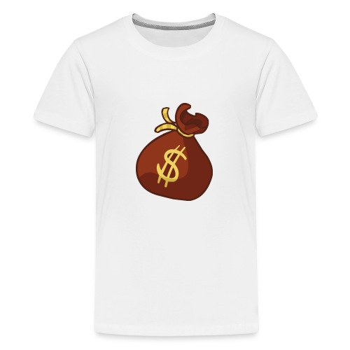 Money Bag - Kids' Premium T-Shirt