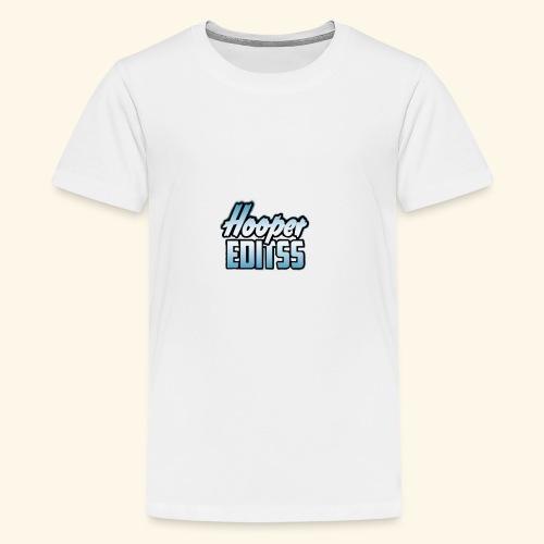hooper.editss - Kids' Premium T-Shirt