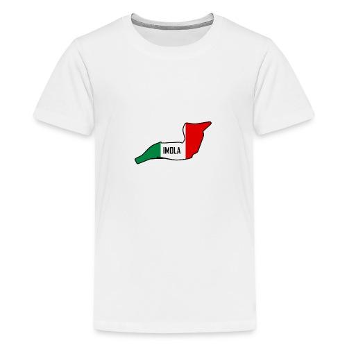 Imola Circuit - Kids' Premium T-Shirt
