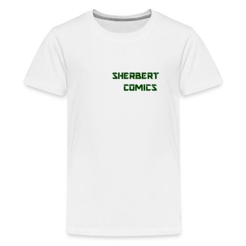 SherbertComics - Kids' Premium T-Shirt