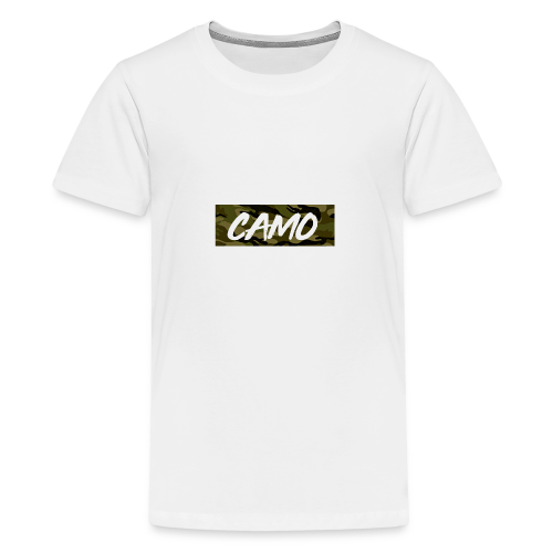 Camo Collection - Kids' Premium T-Shirt