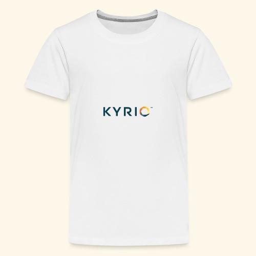 Kyrio cmyk main - Kids' Premium T-Shirt
