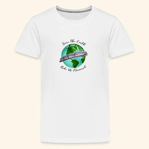 Save the Earth - Kids' Premium T-Shirt
