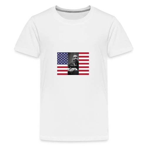 Martin Luther King Jr Day's Graphic Novel - Kids' Premium T-Shirt
