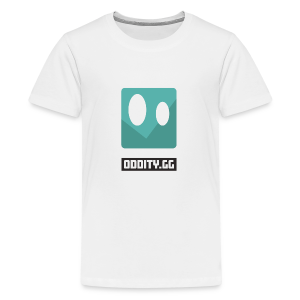 Black Oddity Icon - Kids' Premium T-Shirt