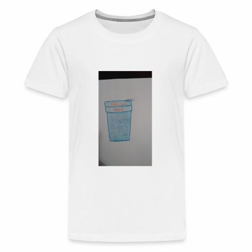 Purple acti - Kids' Premium T-Shirt
