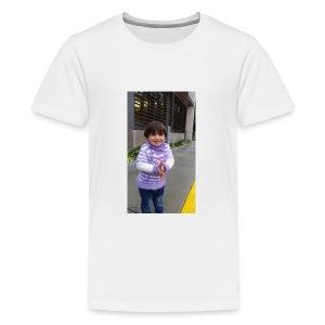 zeze - Kids' Premium T-Shirt
