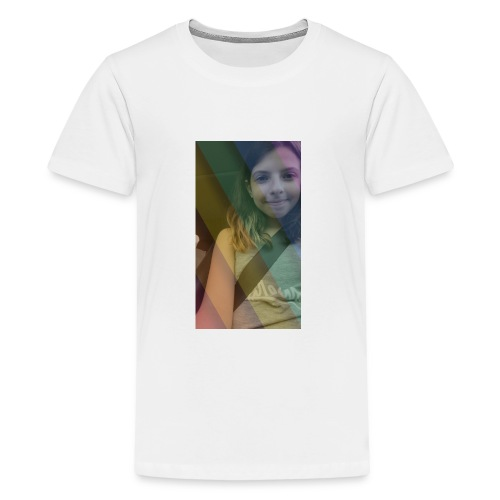 Rainbow Love - Kids' Premium T-Shirt