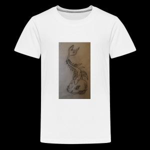 Bone catfish - Kids' Premium T-Shirt