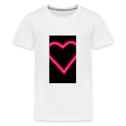 Snapchat 💕 - Kids' Premium T-Shirt