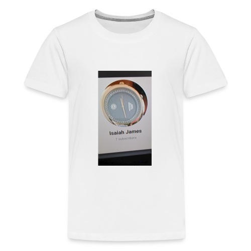 Isaiah James bundle set - Kids' Premium T-Shirt